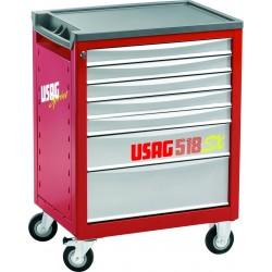 Wózek narzędziowy USAG 518 SX7V