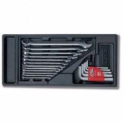 Moduł kluczy płask-oczk. USAG 519/285A