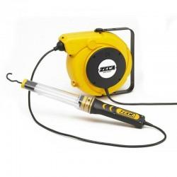 Zwijadło elektryczne z lampą ZECA 5908/328