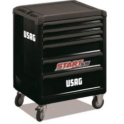 Wózek narzędziowy z wyposażeniem USAG START 516 SP6EXB